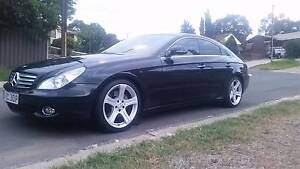 MERCEDES BENZ- CLS 500- AUTO- LUXURY- 7 SPEED G-TRONIC Valley View Salisbury Area Preview