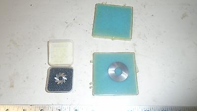 Machinist Mill Lathe Machinist 2 New Unused Robb Jack Soldi Carbide Micro Blades