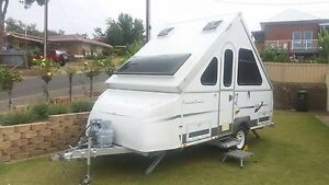 2009 A'van Cruiseliner 1D 15 ft for sale Lyndoch Barossa Area Preview