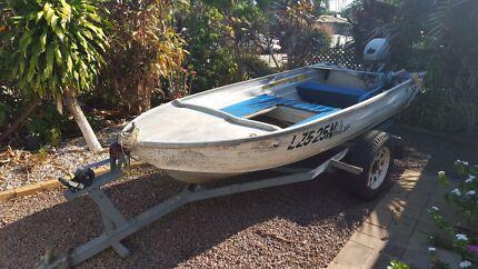 Great little boat Karama Darwin City Preview