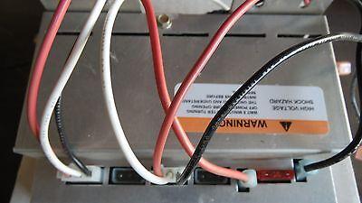 Federal Signal 4x Flash Unit Vista Light Bar Traffic Control 6 Month Warranty