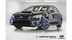 2015 Subaru WRX Sport  Sieges Chauffants VENDU/SOLD