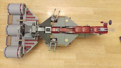 Lego Star Wars 7964 Republic Frigate - FREE Shipping - USED 100% Complete w/Box