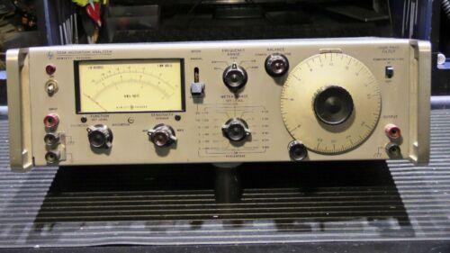Hewlett Packard Model 333A Distortion Analyzer - HP