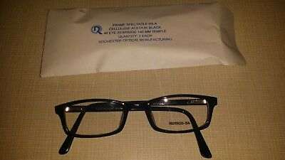 ROCHESTER OPTICAL R-5A FRAME SPECTACLE EYE GLASSES SIZE 46-20-140 OPTOMETRY (Spectacle Frame Sizes)