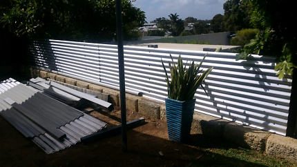 Wanted. Pricing on colourbond fencing