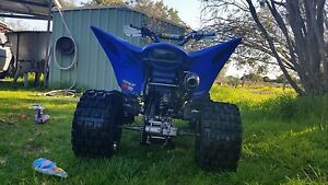 2009 raptor 350 North Yunderup Murray Area Preview