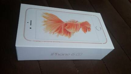Iphone 6s Rose Gold 64G Sydney City Inner Sydney Preview