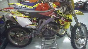 2009 Rmz450