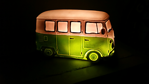 VW KOMBI LAMP  LIGHT AS NEW Oxenford Gold Coast North Preview