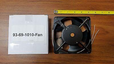 Fan Only As Compared To Haas Pn 93-69-1010 Internal Fan - Older 40 Hp Drive
