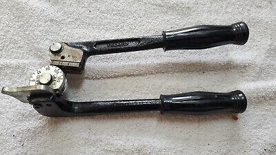 Ridgid Tubing Bender Copper Stainless 58 Radius 14 O.d. Made In Ireland 404