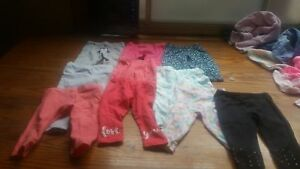 Baby girl clothes  6 9 mths