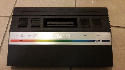Atari 2600 console plus extras Granville Parramatta Area Preview
