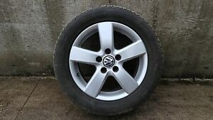 2009 Jetta Tires and Rims