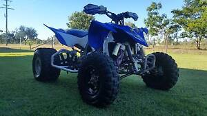 2011 YFZ 450r Southern Cross Charters Towers Area Preview