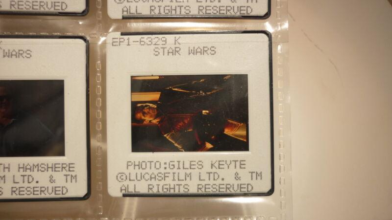 STAR WARS THE PHANTOM MENACE EPISODE I ORIGINAL FILM CELL, LUCAS FILMS No 10