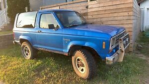 87' Bronco2 project