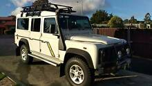 2000 Land Rover Defender Wagon Kingston Kingborough Area Preview