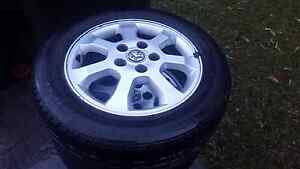 Mag wheels x 4 suit 2000 onwards astra Thirroul Wollongong Area Preview