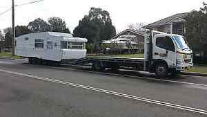 CARAVANS MOVED CARAVANS TOWED BOATS TOWED AUSTRALIA WIDE  WE CARE Cobbitty Camden Area Preview