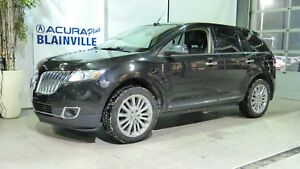 Lincoln MKX AWD CUIR TOIT PANO NAV MAGS