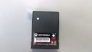 MOTOROLA-OEM-MINITOR-VI-PAGER-BATTERY-PMNN4438-INTRINSICALLY-SAFE