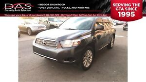 2010 Toyota Highlander Hybrid 7 PASS/REAR CAMERA/LEATHER