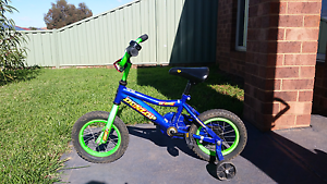 FREE - Small boys bike (wheel size 12.5 inch) Darley Moorabool Area Preview