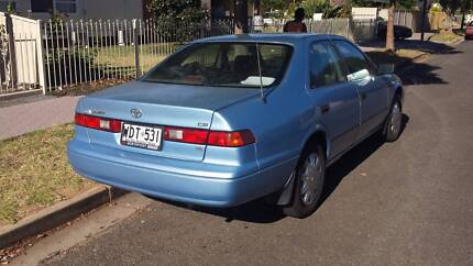 1998 Toyota Camry Sedan Flinders Park Charles Sturt Area Preview