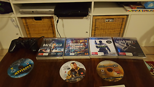 Ps3 slim going cheap 7 games in perfect condition I + turtle isla Avalon Pittwater Area Preview