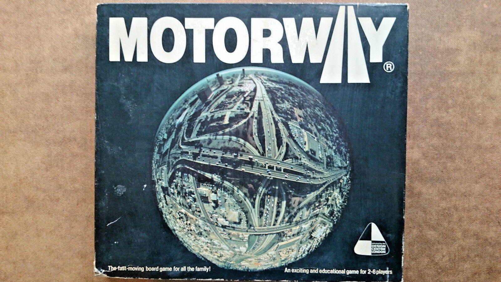 Motorway  by Campus Martius 1978
