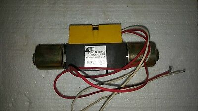 Delta Power Hydraulic Directional Control Valve 85004021 Nos