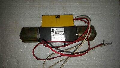 Delta Power Hydraulic Directional Control Valve 85004021 Nos