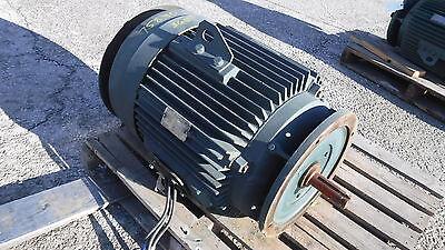 75 Hp Reliance Electric Motor 1800 Rpm 365hp Frame Vss Tefc 460 V