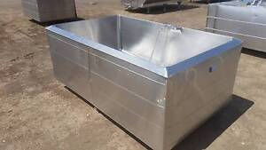 1150 lt stainless steel tank, milk vat, washing tank, chemical ma Timboon Corangamite Area Preview