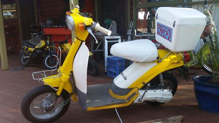 ☆Yamaha Passola Scooter☆ 1979 50cc Seaford Meadows Morphett Vale Area Preview