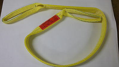 2 X 6 2-ply Web Sling Made In Usa