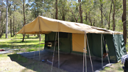 Gic extreme off road camper trailer  Taylors Lakes Brimbank Area Preview