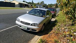 Toyota corolla hatchback 2001 auto Brisbane City Brisbane North West Preview