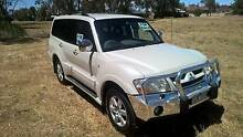2005 Mitsubishi Pajero Exceed 7 Seat Diesel Wagon Echuca Campaspe Area Preview