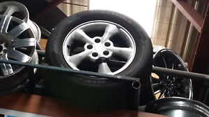 Wheels 16 genuine mitsi ford toyota St Marys Penrith Area Preview