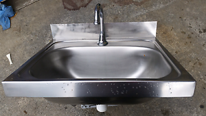 Hand basin Sink Commercial kitchen Sink hospitality stainless Coburg North Moreland Area Preview