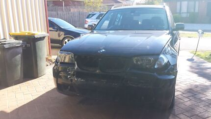 BMW X3 DAMAGED STAT WRITE OFF St Albans Brimbank Area Preview