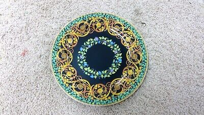 Versace Service Plate (Charger) in Gold Ivy by Rosenthal - Continental