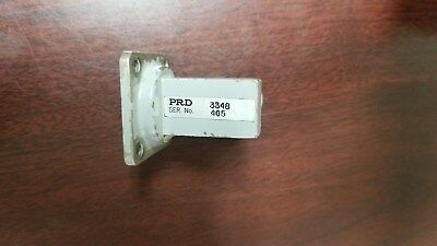 PRD Type 3348 Waveguide to Coax Adapter