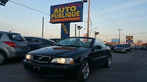 Volvo C70 2004 CONVERTIBLE CUIR A/C - Impeccable !!!