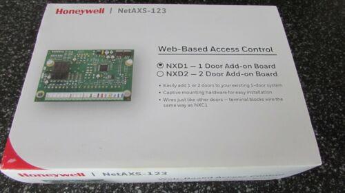 Honeywell NetAXS-123 NXD-1 1 Door Add-On Web Based Access Control Board NIB