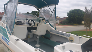 Haines Signature 470DF boat Attadale Melville Area Preview