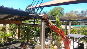 Hercules Dry Excavator Hire Kubota Brisbane/Rocklea - $200/day Rocklea Brisbane South West Preview
